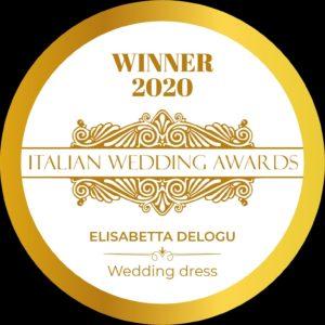 elisabetta delogu winner 2020 wedding dress