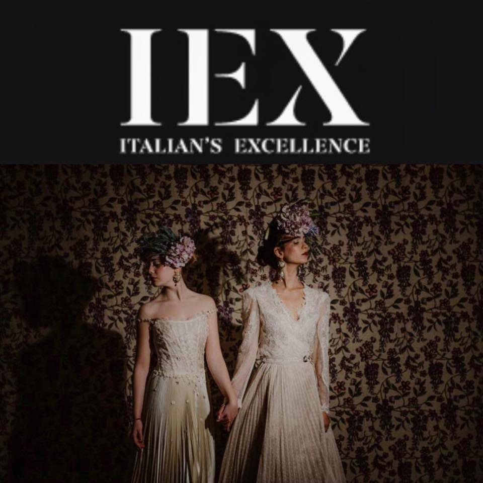 """1d5106e294362b italiansexcellence.it – Abiti da sposa italiani: un """"sì"""" all'eleganza, una  scelta di cuore e qualità"""